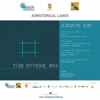 ADRIATIC SIDE, il mare e i castelli in arte
